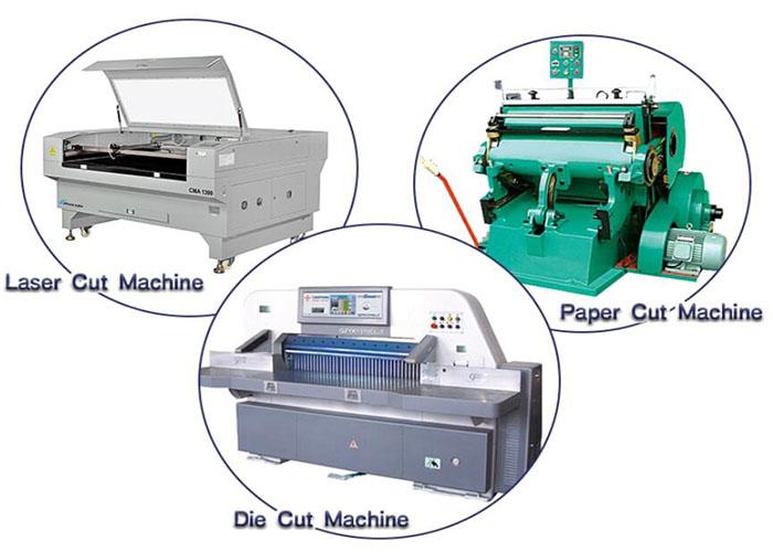 Sticker label machine