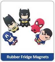 Rubber Fridge Magnets