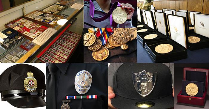 Metal Medal Usage