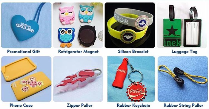 All kinds of rubber products