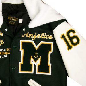 Cheap Custom Varsity Letter Patches Wholesale Embroidery Iron On Chenille Letters Patches