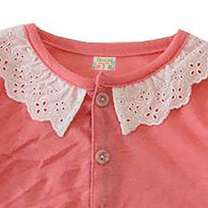 Eco-Friendly 100% Cotton Care Labels For Kids Clothes