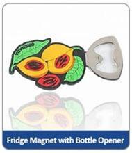 Fridge Magnet with Bottle Opener