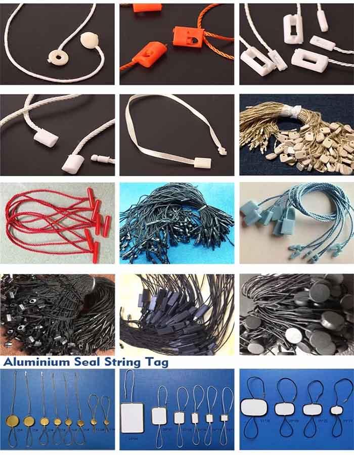 Hang Tag String Material