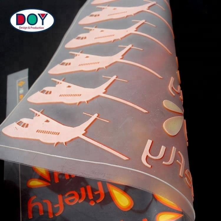 High density silicone rubber heat transfer (2)