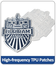 high frequency TPU Patches