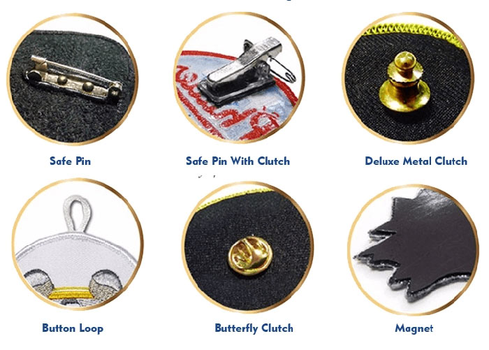 Patches-backing Accessories