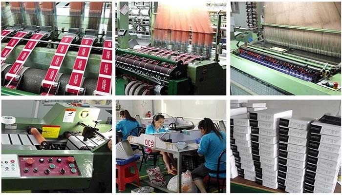 woven label work shop