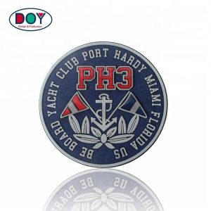 3D Embossed Logo Felt Fabrics In Custom With Silicone Patches
