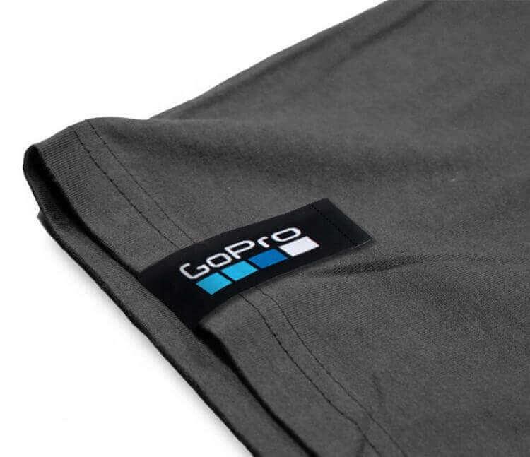 Cheap Factory Wholesale Custom Damask Sewn on LOGO Woven Labels for T-shirt Hem