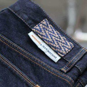 100PCS US$19 Custom Damask Name Logo Garment Woven Labels for Clothing