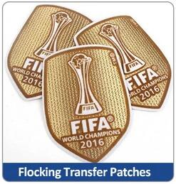 Flocking Transfer Patches