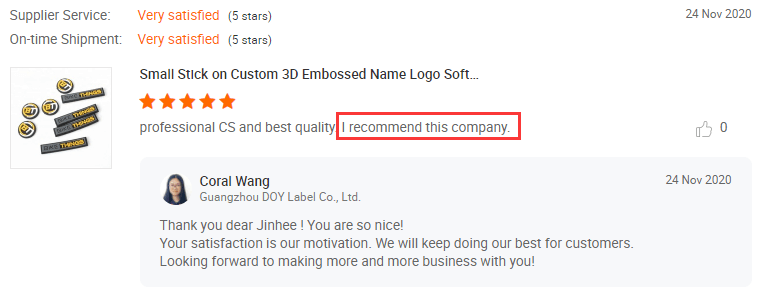 Rubber Patches Customer Reviews