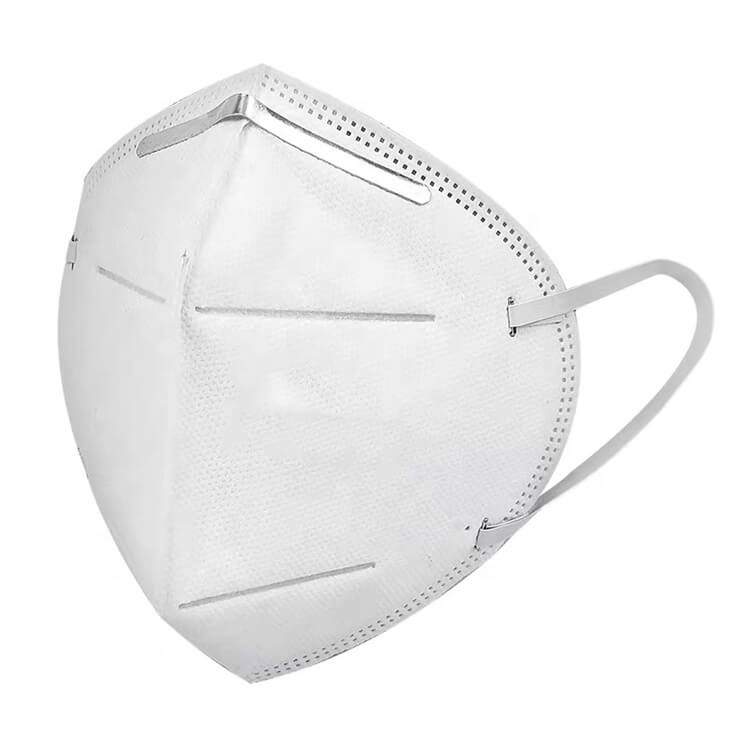KN95 Disposable Face Mask with Elastic Ear Loop