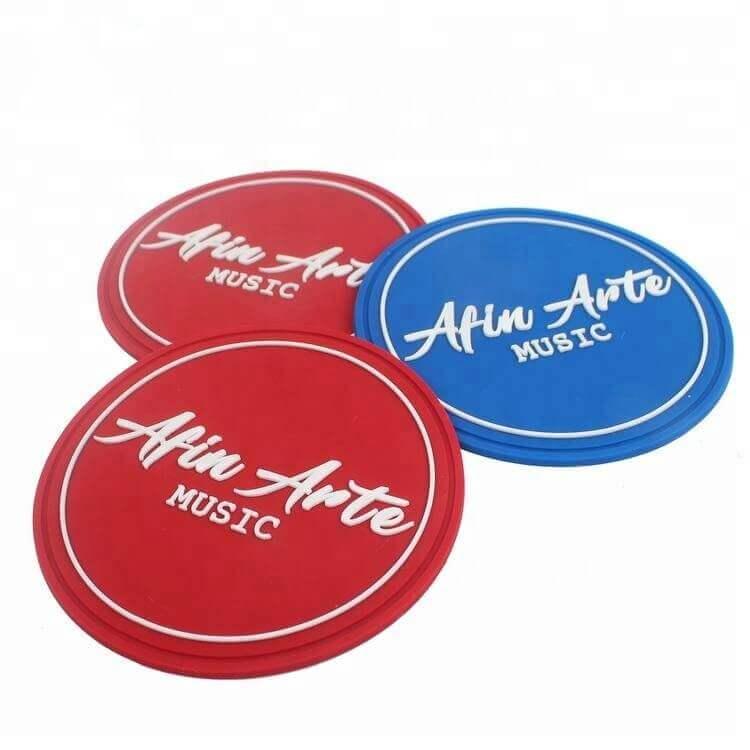 PVC Rubber Badges Patches