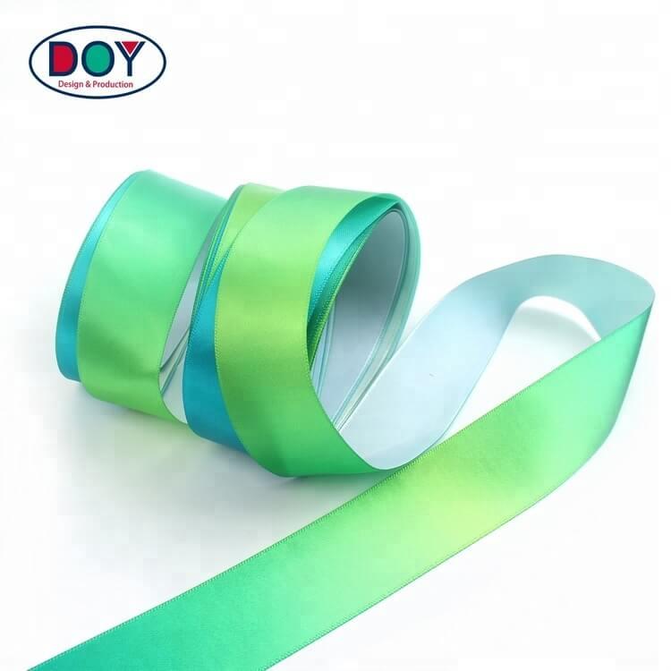 Roll Sublimation Printed Satin Ribbon