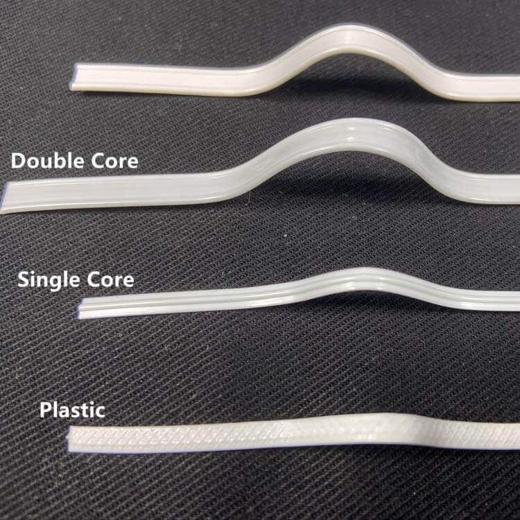 Single & Double 5mm Core Nose Wire Wholesale in China