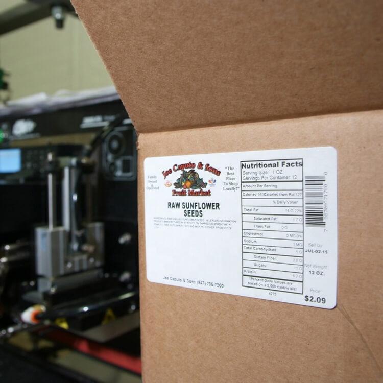 heat sensitive label paper