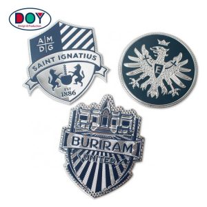 Custom Embossed Brand Name Logo Soft TPU 3D Printed Clothing Patches