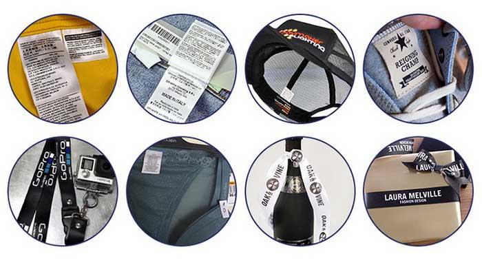 Care Labels Washing Labels Usage