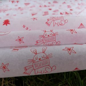 Custom Colorful Waterproof Tissue Pape for Packaging