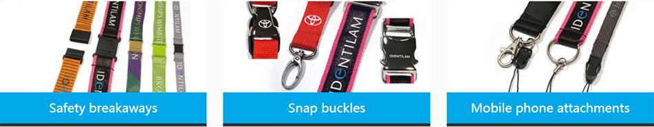 Lanyard Accessories-Saftly Snap Buckles-DOYLabel