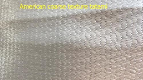 American coarse texture tatami-DOYLabel