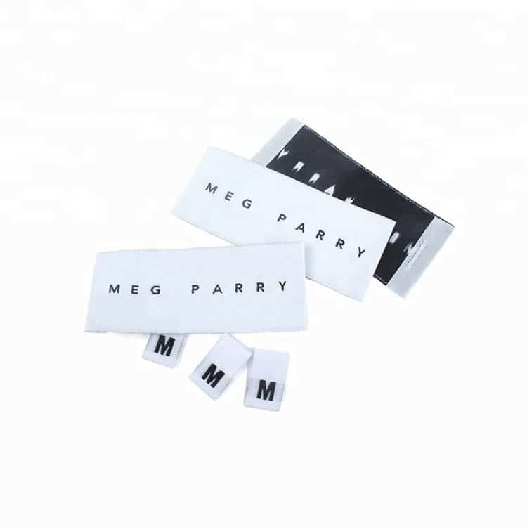 DOYLabel Manufacture Size Woven Labels