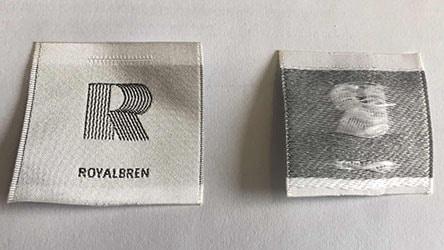 DOYLabel Wholesale Satin Woven Labels