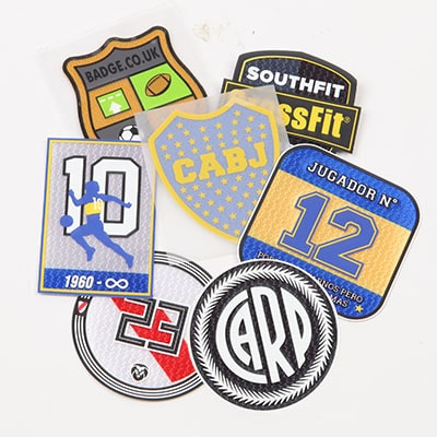 Sport patches-DOYLabel